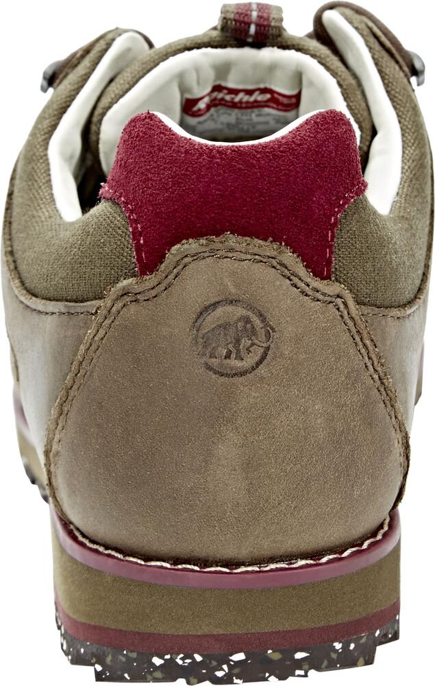 Mammut Alvra Chaussures Faible Ith Femmes Brunes Uk 8 QixUA